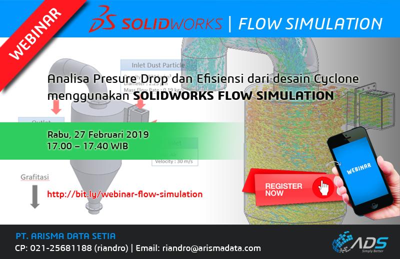 solidworks flow simulation 2019