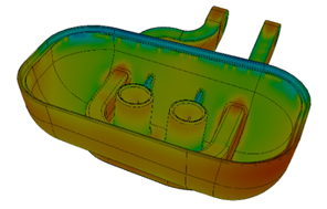 solidworks injection mold