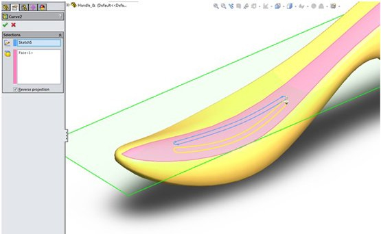 surface solidworks 3