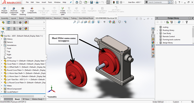 SOLIDWORKS Assembly 2
